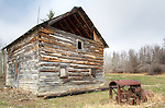 Old Anglican Rectory at the Hay River reserve