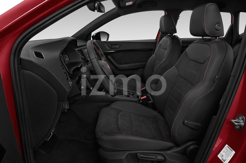 Front seat view of 2019 Cupra Ateca Xcellence 5 Door SUV Front Seat  car photos