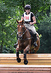 11 July 2009: Lindsay Pearce riding Tangle Top during the cross country phase of the CIC 2* Maui Jim Horse Trials at Lamplight Equestrian Center in Wayne, Illinois.