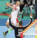 2013.01.23 Handball WC DEnmark v Hungary