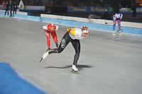 SCHAATSEN: AMSTERDAM: Olympisch Stadion, 09-03-2018, WK Allround, Coolste Baan van Nederland, ©foto Martin de Jong
