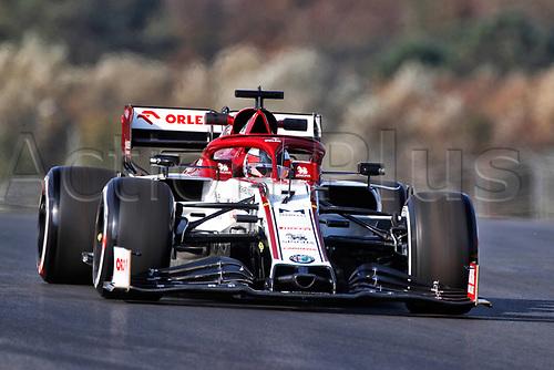13th November 2020; Istanbul Park, Istanbul, Turkey; FIA Formula One World Championship 2020, Grand Prix of Turkey, Free practise sessions;  7 Kimi Raikkonen FIN, Alfa Romeo Racing ORLEN