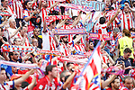 Atletico de Madrid's supporters during UEFA Champions League 2015/2016 Final match.May 28,2016. (ALTERPHOTOS/Acero)