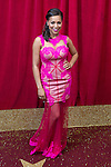 © Licensed to London News Pictures . 16/05/2015 .  The Palace Hotel , Manchester , UK . TISHA MERRY . The red carpet at the 2015 British Soap Awards , The Palace Hotel , Oxford Road , Manchester . Photo credit : Joel Goodman/LNP