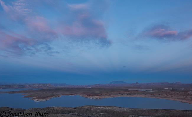 Arizona Sky/Lake Powell, Page, Arizona