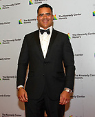 """Christopher Jackson who was nominated for a Tony for his portrayal of George ,Washington in the Broadway musical """"Hamilton,"""" arrives for the formal Artist's Dinner honoring the recipients of the 42nd Annual Kennedy Center Honors at the United States Department of State in Washington, D.C. on Saturday, December 7, 2019. The 2019 honorees are: Earth, Wind & Fire, Sally Field, Linda Ronstadt, Sesame Street, and Michael Tilson Thomas.<br /> Credit: Ron Sachs / Pool via CNP"""
