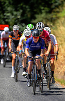 Luke Mudgway (Black Spoke). Masterton-Alfredton road circuit - Stage Two of 2021 NZ Cycle Classic UCI Oceania Tour in Wairarapa, New Zealand on Wednesday, 13 January 2021. Photo: Dave Lintott / lintottphoto.co.nz