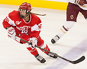 Sammy Davis (BU - 16) - The Boston College Eagles defeated the visiting Boston University Terriers 5-3 (EN) on Friday, November 4, 2016, at Kelley Rink in Conte Forum in Chestnut Hill, Massachusetts.The Boston College Eagles defeated the visiting Boston University Terriers 5-3 (EN) on Friday, November 4, 2016, at Kelley Rink in Conte Forum in Chestnut Hill, Massachusetts.