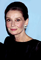 Audrey Hepburn 1990 Photo by Adam Scull-PHOTOlink.net