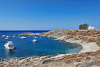 The seaside village of Koundouros is one of the most picturesque and cosmopolitan in Kea, Greece