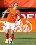 Nederland, Rotterdam, 20 mei 2015<br /> Oefeninterland voor WK Canada 2015<br /> Seizoen 2014-2015<br /> Nederland-Estland<br /> Stefanie van der Gragt van Nederland