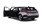 2018 Kia Optima SW PHEV Sense 5 Door Wagon doors