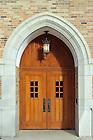 June 13, 2011; Stinson-Remick hall door..Photo by Matt Cashore/University of Notre Dame