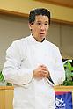 Japan soccer national team chef Yoshiteru Nishi