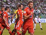 Deportivo Cali venció 2-1 a América. Fecha 4 Cuadrangulares II-2019.