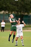 SAN ANTONIO, TX - SEPTEMBER 4, 2007: The Baylor University Bears vs. University of Texas at San Antonio Roadrunners Women's Soccer at the UTSA Soccer Field. (Photo by Jeff Huehn)