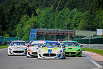 Maserati Trofeo Europe : Spa-Francorchamps : 25/26 June 2011
