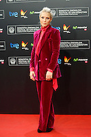 Swedish actress Noomi Rapace presents the film 'The Drop' during the 62st San Sebastian Film Festival in San Sebastian, Spain. September 21, 2014. (Insidefoto/Alterphotos/Caro Marin) <br /> Festival del film di San Sebastian <br /> Foto Alterphotos/Insidefoto