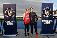 USSF Referee National Camp - Fitness Test, January 11, 2019