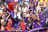 Fiorentina fans <br /> Firenze 19/08/2019 Stadio Artemio Franchi <br /> Football Italy Cup 2019/2020 <br /> ACF Fiorentina - Monza  <br /> Foto Andrea Staccioli / Insidefoto