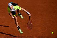 Denis Shapovalov (can)<br /> Parigi 01/10/2020 Roland Garros <br /> Tennis Grande Slam 2020<br /> French Open <br /> Photo JB Autissier / Panoramic / Insidefoto <br /> ITALY ONLY
