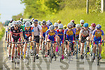 Cyclists get off to a flying start at the County Cycling Championships in Cordal on Saturday.