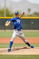 Mike Montgomery  -  Kansas City Royals - 2009 extended spring training.Photo by:  Bill Mitchell/Four Seam Images..Michael Montgomery