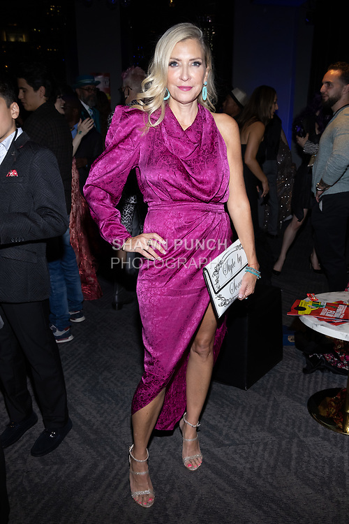 Soneca Guadaraattends the 10th Annual Winter Film Awards International Film Festival Gala on October 2, 2021 at 230 Fift Avenue in New York City.