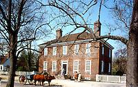 Williamsburg:  The Home of George Wyeth.