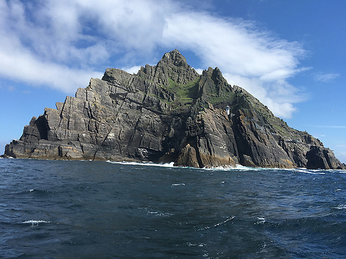 Skellig Michael's re-opening to visitors is now July 1st