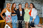 Enjoying the evening in Bella Bia on Saturday, l to r: Shauna and Alice O'Sullivan, Emily and Rachel Quirke and Ally McCord