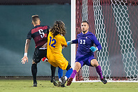 AND, A - SEPTEMBER 11: Matt Frank during a game between San Jose State and Stanford University at And on September 11, 2021 in And, A.