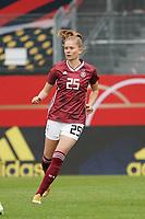 Sjoeke Nüsken (Deutschland, Germany) - 10.04.2021 Wiesbaden: Deutschland vs. Australien, BRITA Arena, Frauen, Freundschaftsspiel