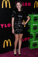 WEST HOLLYWOOD, CA - DECEMBER 05: Haley Ramm arriving at the Nylon Magazine December 2013/January 2014 Cover Launch Party held at Quixote Studios on December 5, 2013 in West Hollywood, California. (Photo by Xavier Collin/Celebrity Monitor)