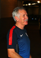 WASHINGTON D.C. - September 02, 2013:<br /> USA coach Tom Sermanni During a USA WNT open practice at RFK Stadium, in Washington D.C. the day before the USA v Mexico international friendly match.