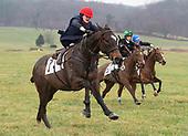 11th Joy Valentine Side Saddle Race - Evacuation