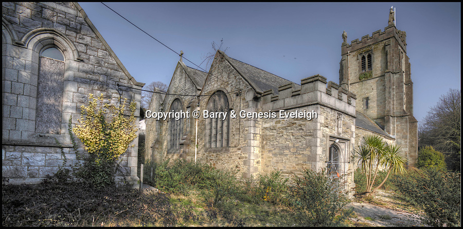 BNPS.co.uk (01202 558833)<br /> Pic: Barry&GenesisEveleigh/BNPS<br /> <br /> St Paul's Church, Agar Road, Truro is Grade II listed and dates from around 1848.<br /> <br /> Loving owners are being sought for hundreds of historic but crumbling buildings across Britain in a desperate bid to prevent them from being lost forever.<br /> <br /> A host of long-forgotten properties from all over the country feature in a newly-compiled 'lonely hearts' list of once-great places which have fallen into disrepair.<br /> <br /> The neglected buildings urgently in need of new owners include listed country piles, cottages and farmhouses, churches and chapels, pubs, shops, a former rifle range and even an WWII anti-aircraft supply depot.<br /> <br /> One hundred dilapidated and threatened buildings have been chronicled in a new book called Falling in Love published by campaign group Save Britain's Heritage in the hope of attracting buyers for them.