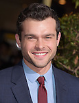 Alden Ehrenreich<br />  attends The Universal Pictures Hail,Caesar! World Premiere held at The Regency Village Theatre in Westwood, California on February 01,2016                                                                               © 2016 Hollywood Press Agency