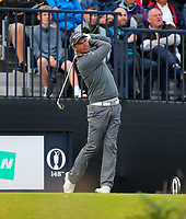 180719 | The 148th Open - Day 1<br /> <br /> Padraig Harrington of Ireland on the 13th during the 148th Open Championship at Royal Portrush Golf Club, County Antrim, Northern Ireland. Photo by John Dickson - DICKSONDIGITAL