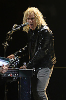 SUNRISE, FL - FEBRUARY 12:  David Bryan of Bon Jovi performs at The BB&T Center on February 12, 2017 in Sunrise, Florida<br /> <br /> People:  David Bryan