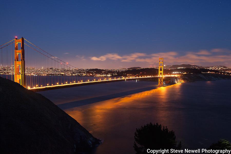 San Francisco and Marin County