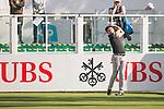 Robert Rock of England tees off the first hole during the 58th UBS Hong Kong Open as part of the European Tour on 08 December 2016, at the Hong Kong Golf Club, Fanling, Hong Kong, China. Photo by Marcio Rodrigo Machado / Power Sport Images