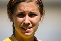 Alex Morgan - CAL, November 4, 2014