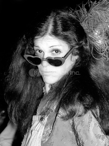 1978 <br /> New York City<br /> Gilda Radner at Studio 54<br /> Credit: Adam Scull-PHOTOlink/MediaPunch