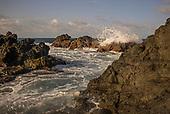 Fajardo, Puerto Rico<br /> September 6, 2021<br /> <br /> A cove on the shoreline in north eastern Puerto Rico.