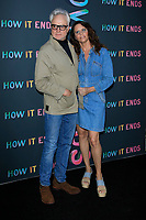 LOS ANGELES - JUL 15:  Bradley Whitford, Amy Landecker at How It Ends LA Premiere at NeueHouse Hollywood  on July 15, 2021 in Los Angeles, CA