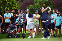 Josh Geary. Day four of the Brian Green Property Group NZ Super 6s Manawatu at Manawatu Golf Club in Palmerston North, New Zealand on Sunday, 28 February 2021. Photo: Dave Lintott / lintottphoto.co.nz