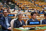 General Assembly Seventy-fourth session: Opening of the general debate<br /> AM