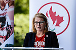 Catherine Gosselin-Despres, Toronto 2015.<br />