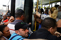 18.01.2018 - Paralisação dos metroviários em São Paulo